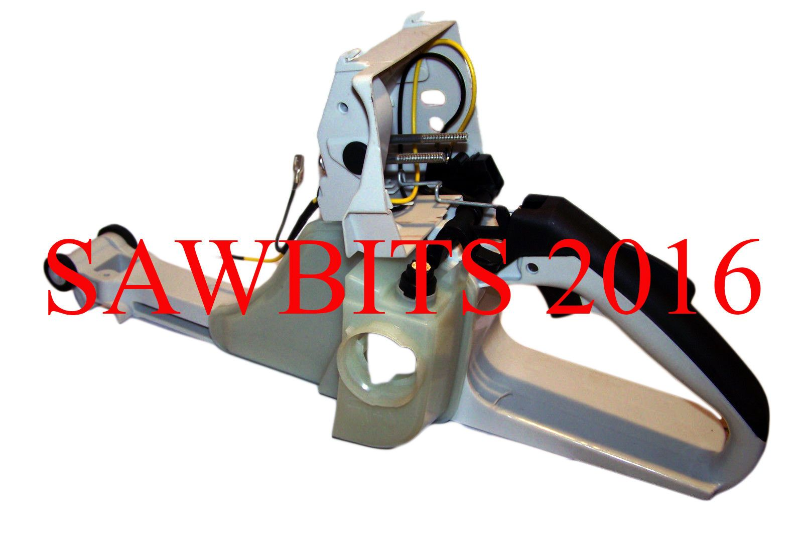 Stihl Chainsaw New Ms660 044 046 Safety Trigger Replaces Ms 441 Diagram 028 Carburetor 025 Compatible Ms460 Ms461 Fuel Tank Rear Handle As Photo 1128 350 0850